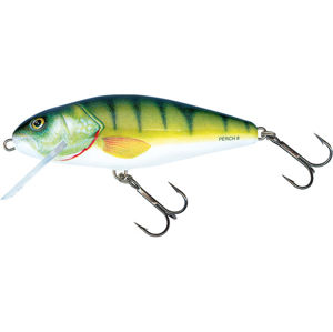 Salmo wobler perch floating real roach-12 cm 36 g