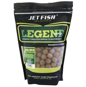 Jet fish boilie legend range bioliver-ananás/n-butyric 16 mm 900 g