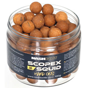 Nash boilies scopex & squid hard-ons tvrdé-20 mm 125 g