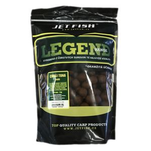 Tb baits boilie garlic liver-250 g 24 mm