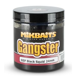 Mikbaits boilie balance gangster gsp black squid 250 ml 20 mm