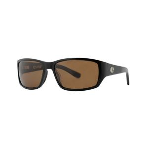 Lenz Polarizační brýle Helmsdale Acelate Sunglasses  Black w/Brown Lens
