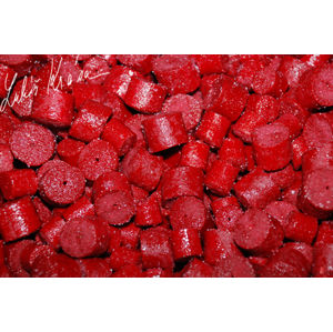 Lk baits pelety restart wild strawberry - 5 kg 4 mm