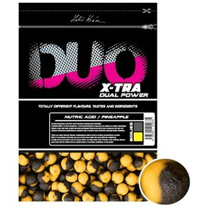 Lk baits boilie duo x-tra nutric acid/pineapple - 800 g 12 mm