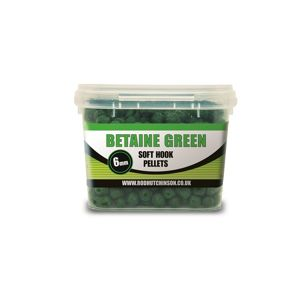 Rod hutchinson soft hook pellets 200 g 6 mm-betaine green