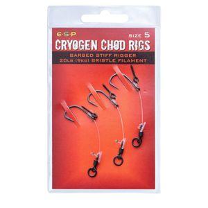 ESP hotové návazce  Cryogen Chod Rig vel.8