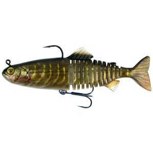 Fox rage gumová nástraha replicant jointed super natural pike - 18 cm 80 g