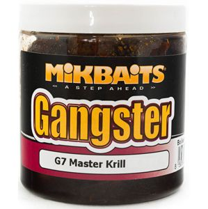 Mikbaits boilies v dipe gangster 250 ml-g4 squid octopus 16mm