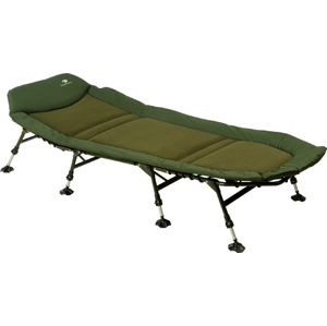GIANT FISHING Lehátko Bedchair Flat Fleece XL 8leg
