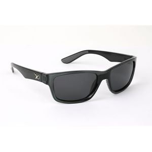 Fox Matrix polarizační brýle Glasses - Casual Trans black / grey lense
