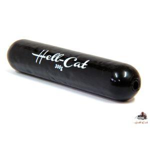 Hell-Cat Zátěž Hell-Cat doutníková černá - 100g