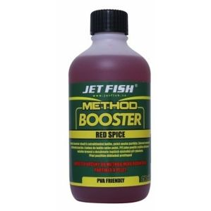 Jet fish booster method 250 ml - red spice