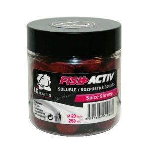 LK Baits Fish Activ Spice Shrimp 250ml, 20mm