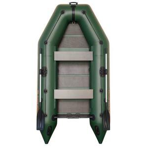 Kolibri čln km-330 zelený lamelová podlaha