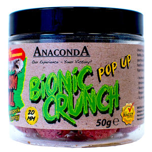 Anaconda attraktor spray bionic crunch 50 ml-krill s plesňovým syrom