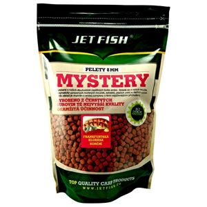 Jet fish boilies mystery 220 g 16 mm-krill / sépia