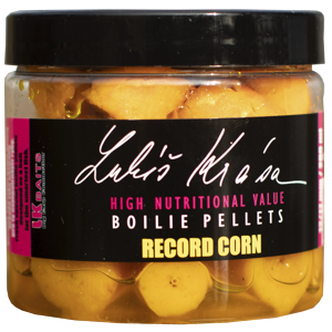 Lukas Krasa Boilies Pellet Record Corn 12/17mm 200ml