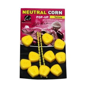 LK Baits Neutral Corn - Yellow