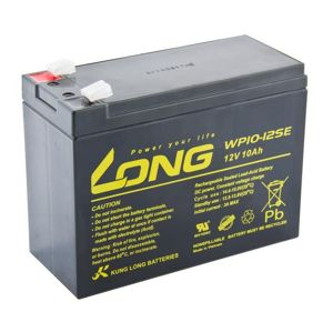 Long bateria 12v 10ah deepcycle agm f2