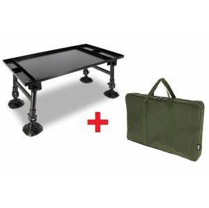 Ngt stolík dynamic bivvy table + obal zadarmo!