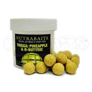 Nutrabaits pop-up pineapple & n-butyric 16mm