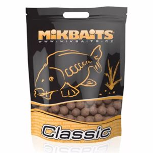 Mikbaits boilies multi mix classic 4 kg 20 mm-patentka & krill