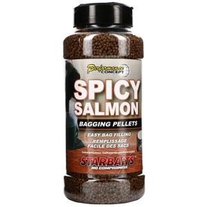 Starbaits pelety bagging 700 g -  spicy salmon