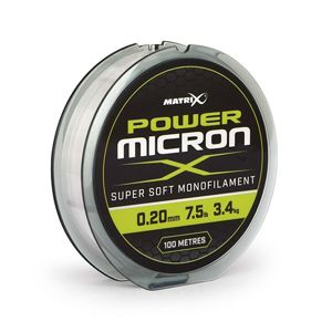 Matrix vlasec power micron x 100 m - 0,09 mm - 0,9 kg