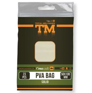 Prologic pva sáčky solid bag 18 ks - 80x125 mm
