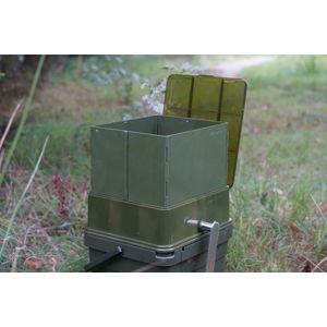 Ridgemonkey rozširovacia násypka pre drvičku advanced boilie crusher