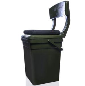 Ridgemonkey sedátko cozee + kýbl modular bucket 30l - celý set