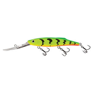 Salmo wobler freediver super deep runner green tiger - 12 cm 24 g