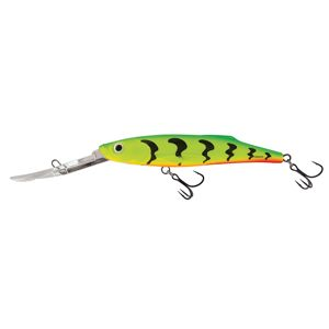 Salmo wobler freediver super deep runner green tiger 7 cm 8 g