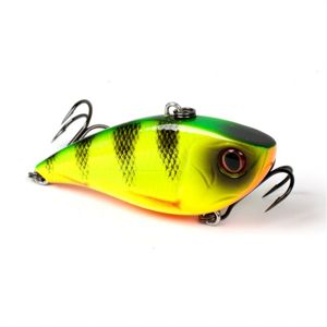 SAVAGE GEAR Fat vibes 6,6cm 21g Fire Perch