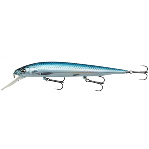 Savage gear wobler 3d smelt twitch n roll mr f blue silver 14 cm 20 g