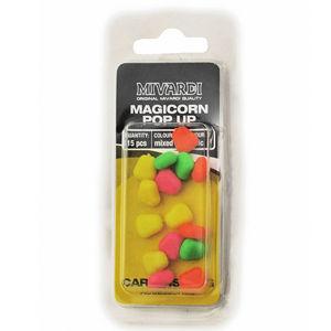 Mivardi plávajúca kukurica magicorn 15 ks-sladká kukurica/ žltá farba