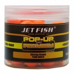 Jet fish booster legend 250 ml-slivka/cesnak