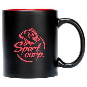 Sportcarp keramický hrnček logo mug 350 ml