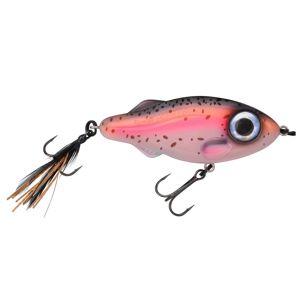 Spro wobler iris flash jerk rainbow trout 9,5 cm 37 g