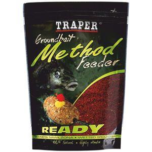 Traper krmítková zmes groundbait method feeder ready scopex - 750 g