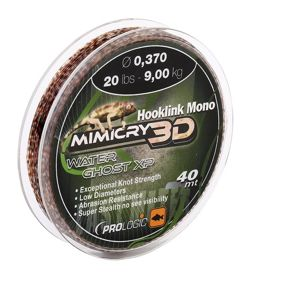 Prologic Hooklink Vlasec Mimicry Mono Mirage XP 40m 25lbs 11kg 0,405mm